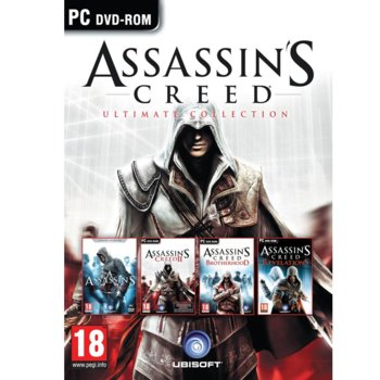 Assassins Creed Ultimate Collection product