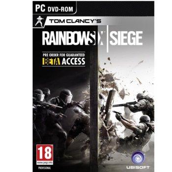 Игра Tom Clancy's Rainbow Six Siege, за PC image