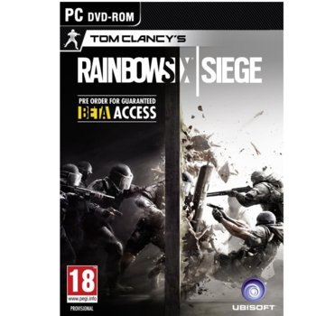 Игра Tom Clancy's Rainbow Six Siege, за PC image