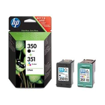 Касета за HP DeskJet D4260, D4360, J5780, J6410, C4280, C4380, C4480, C4480, C4480 - B/C/M/Y - P№ C4823A - 200к image
