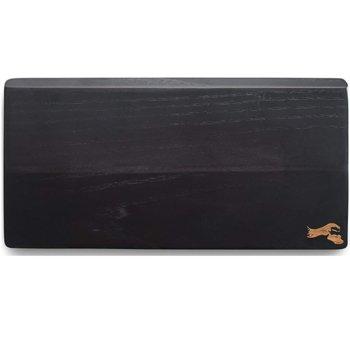 Подложка за китки Glorious Wooden GV-M-DARK, за мишка, тъмнокафява, 200 x 100 x 19 mm image
