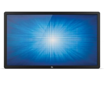 "Интерактивен дисплей ELO ET4202L-9UWA-0-MT-GY-G, 42""(106.68 cm), Full HD, Infrared multi touch, VGA, HDMI, DisplayPort, LAN, черен image"