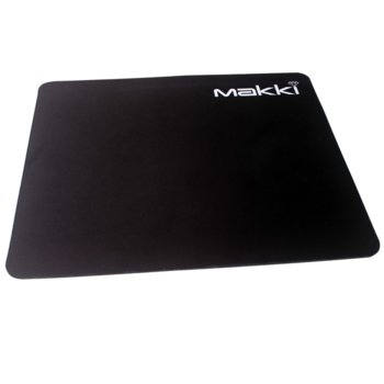 Подложка за мишка Makki MSP 202, геймърска, черен, 290 x 250 x 2mm image
