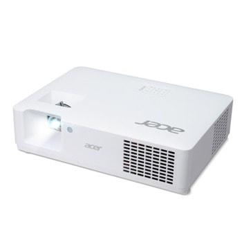 """Проектор Acer PD1330W с подарък екран Acer T82-W01MW (82.5""""), DLP, WXGA (1280x800), 2 000 000:1, 3000lm, HDMI, VGA image"""