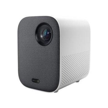 ПроекторXiaomi Mi Smart Projector Mini, DLP, Full HD (1920 x 1080), 500 lm, HDMI, USB, AUX image