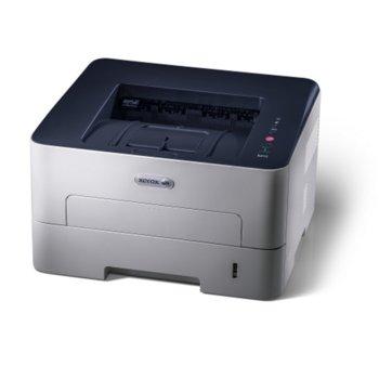 Лазерен принтер Xerox B210, монохромен, 1200 x 1200 dpi, 31 стр/мин, USB, LAN, Wi-Fi, А4 image