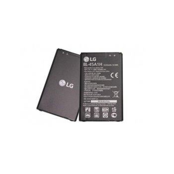 Батерия (оригинална) LG BL-45A1H за LG K10 K420N, 2800mAh/3.85V image