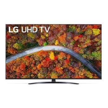 """Телевизор LG 50UP81003LA, 50"""" (127 cm) 4K/UHD LED Smart TV, DVB-T2/C/S2, LAN, Wi-Fi, Bluetooth, 3x HDMI, 2x USB image"""