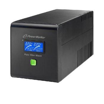 UPS Powerwalker VI 1000PSW UPS, 1000VА/700W, Line Interactive  image