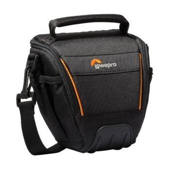 Чанта за фотоапарат Lowepro Adventura TLZ 20 II за безогледални фотоапарати, полиестер, черна image