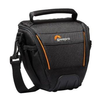 Чанта за фотоапарат Lowepro Adventura TLZ 20 II за безогледални фотоапарати, полиестер, черна image