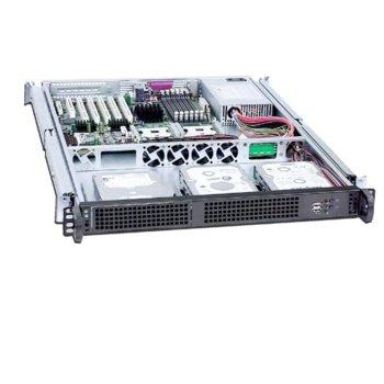 Кутия Genesys Group C155LB, 1U rack-mount, без захранване image