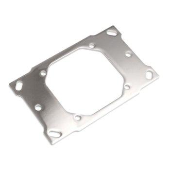 Скоба за прозецор Ekwb Mounting plate Supremacy AMD - Nickel, съвместим с AMD AM4/939/754/940/AM2/AM2+/AM3/ AM3+/FM1, FM2 image