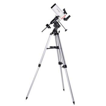 Телескоп Bresser Maksutov 100/1400 EQ3, 54x оптично увеличение image