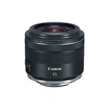 Обектив Canon RF 35mm f/1.8 Macro IS STM за Canon EF image