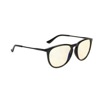 Геймърски очила Gunnar Menlo Onyx, черни image