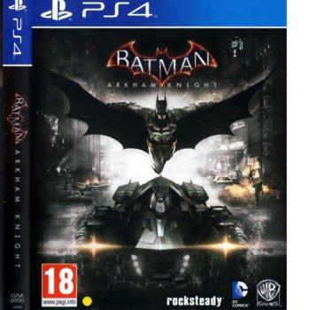 Игра за конзола Batman: Arkham Knight, PS4 image
