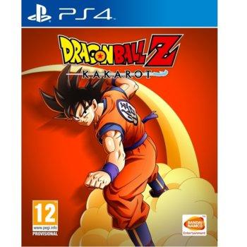 Игра за конзола Dragon Ball Z: Kakarot, за PS4 image