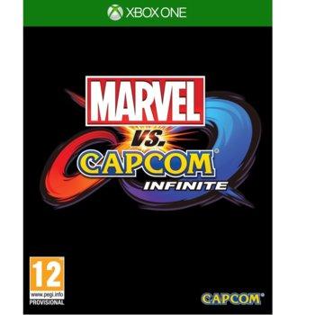 Marvel vs. Capcom: Infinite product