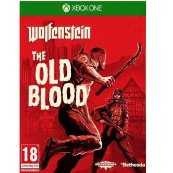 Wolfenstein: The Old Blood  product