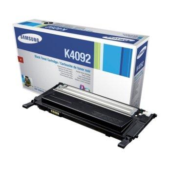 Касета за Samsung CLT-K4092S - SU138A - Black - заб.: 1 500k image