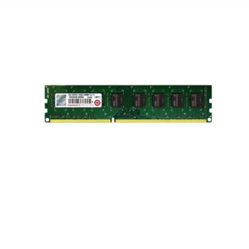 Памет 2GB DDR3 1333 MHz, Transcend, TS256MLK64V3N, 1.5V image