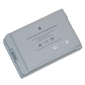 Батерия (оригинална) за лаптоп Apple, съвместима с iBook series, 6-cell, 10.8V, 4400mAh image