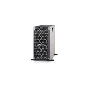 Сървър Dell PowerEdge T440 (#DELL02571), осемядрен Intel Xeon Silver 4208 2.10 GHz, 16GB RDIMM DDR4, 2x 480GB SSD, 2x GbE LOM, без OS, 750W image