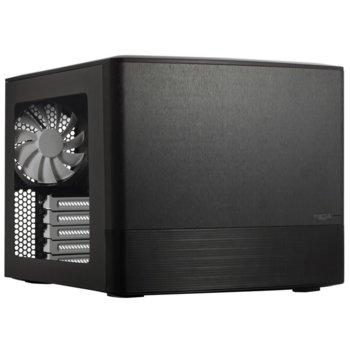 Кутия Fractal Design NODE 804, Micro ATX, без захранване, черна image