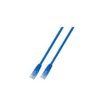 EFB Elektronik RJ45 U/UTP Cat.5e 5m blue K80945 product