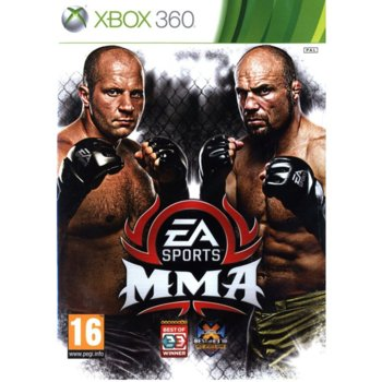 EA Sports MMA product