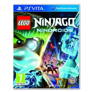 LEGO Ninjago Nindroids product