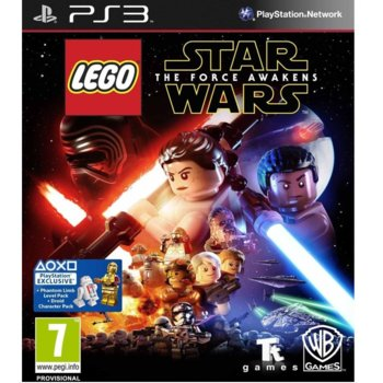 LEGO Star Wars The Force Awakens (PS3) product