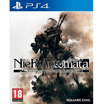 Игра за конзола Nier: Automata - Game of the Yorha Edition, за PS4 image