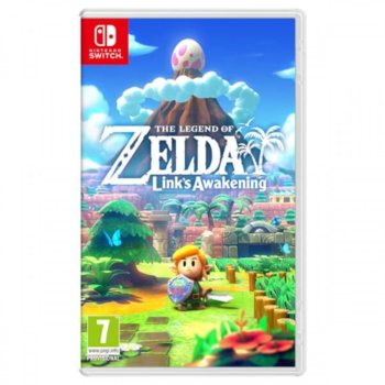 Игра за конзола The Legend of Zelda: Link's Awakening, за Nintendo Switch image