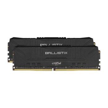 Памет 32GB (2x 16GB) DDR4 3200Mhz, Crucial Ballistix BL2K16G32C16U4B, 1.35V image