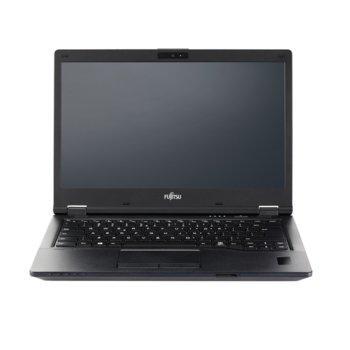 """Лаптоп Fujitsu LIFEBOOK E5410 (S26391-K499-V100_256_I5_N), четириядрен Comet Lake Intel Core i5-10210U 1.6/4.2 GHz, 14"""" (35.6 cm) Full HD LED IPS Anti-Glare Display, (HDMI), 8GB DDR4, 256GB SSD, 1x USB 3.2 Type C, No OS  image"""