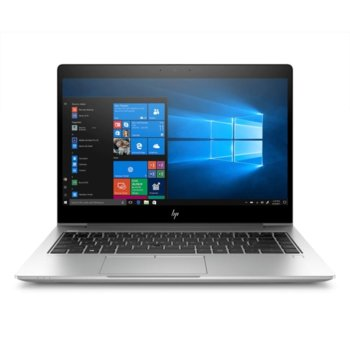 "Лаптоп HP EliteBook 840 G6 (6XE53EA_D9Y32AA) с подарък докинг станция HP, четириядрен Whiskey Lake Intel Core i5-8265U 1.6/3.9 GHz, 14.0"" (35.56 cm) Full HD Anti-Glare Display, (HDMI), 16GB DDR4, 512GB SSD, 1x Thunderbolt, Windows 10 Pro, 1.48 kg image"