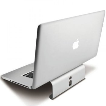 Поставка за MacBook Elago L3 STAND, сребриста, за преносими компютри и таблети, Дизайнерска image