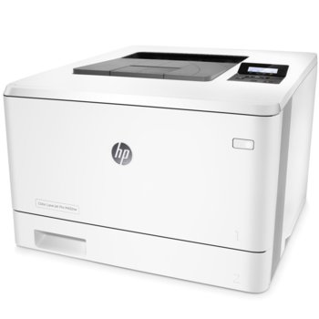 HP Color LaserJet Pro M452nw product