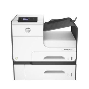Мастиленоструен принтер HP PageWide Pro 452dwt, цветен, 1200x1200 dpi, 40 стр/мин, двустранен печат, Wi-Fi, LAN, USB, A4 image