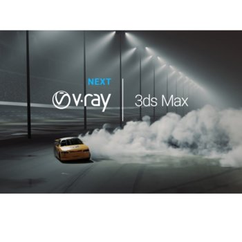 Софтуер Chasogroup V-Ray Next за 3DS Max, 1 потребител, Annual license image