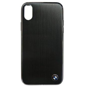 BMW Brushed Aluminium Soft Case BMHCPXSABK product
