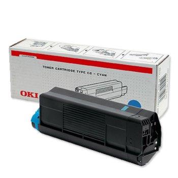 КАСЕТА ЗА OKI C 5100/5200/5300/5400 - Cyan product