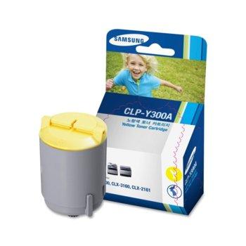 КАСЕТА ЗА SAMSUNG CLP300/CLX 2160/3160 - Yellow product