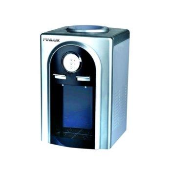 Диспенсър за вода Finlux FWD-2041D, компресорен, 5л. капацитет, терморегулатор, 590W, сребрист image