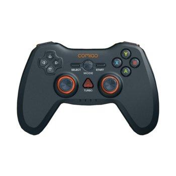 Геймпад Comigo, за PS4 PC, безжичен, черен image