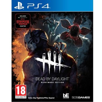 Игра за конзола Dead by Daylight: Nightmare Edition, за PS4 image