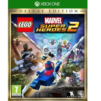 Игра за конзола LEGO Marvel Super Heroes 2 Deluxe Edition, за Xbox One image