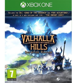 Valhalla Hills - Definitive Edition product